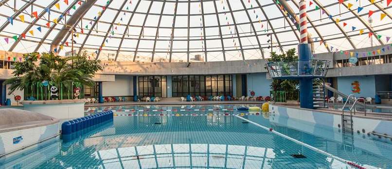 Subtropisch zwembad Noord-Holland